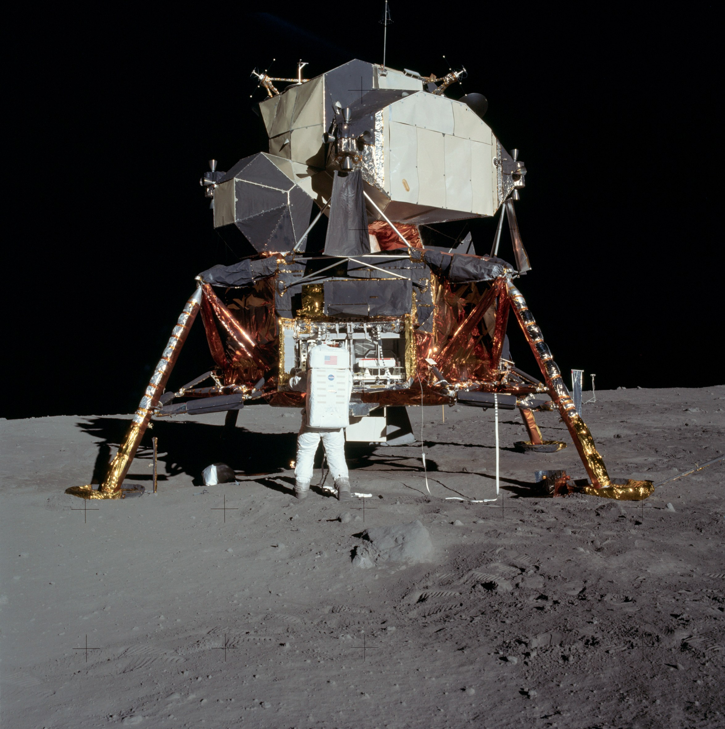Apollo Lunar Module - NASA
