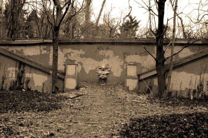 Muttontown Preserve Ruin 2